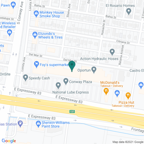 Map of Mission